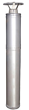 Harvia evacuation flue