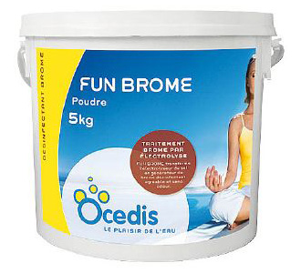 Fun Ocedis Bromine water treatment
