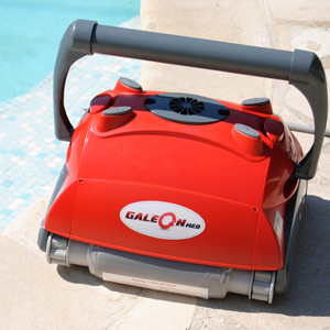 GALEON MD electric pool cleaner by ASTRAL