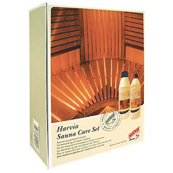 Harvia Sauna Care and cleaning Set