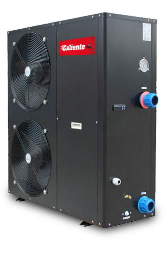Heat pump caliente 170 black edition
