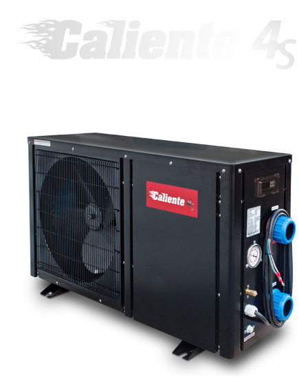 Heat pump caliente black edition