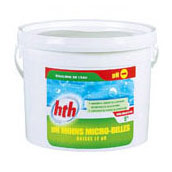 HTH pH minus microbead corrector for pool water