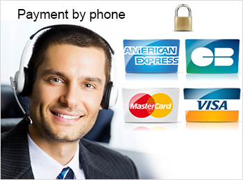 Payment by phone
