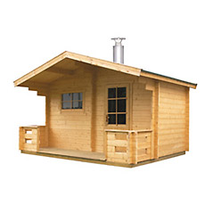 Harvia Keitele SO 4000 outdoor sauna