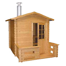 Harvia Kuikka SO 2200 outdoor sauna
