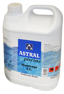 ASTRAL winterizing product for pools, 5 litre container