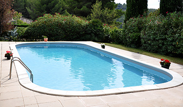 Pool 75 made to measure liner