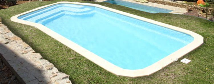Nimos 8 polyester shell pool
