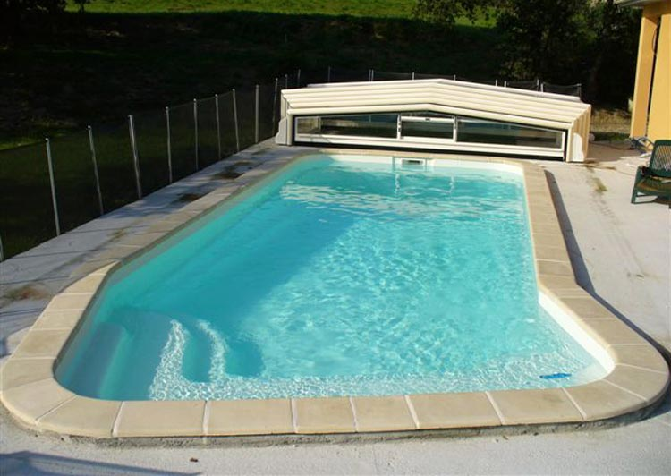 Nimos 9 polyester shell pool