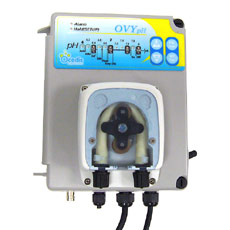 OVY pH regulating dosing pump