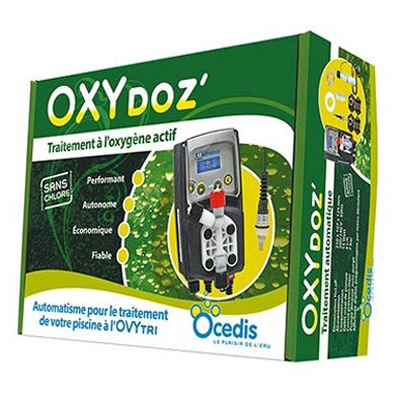 OXYDOZ' enriched active oxygen treatment