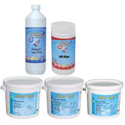 Clearpool complete water treatment pack