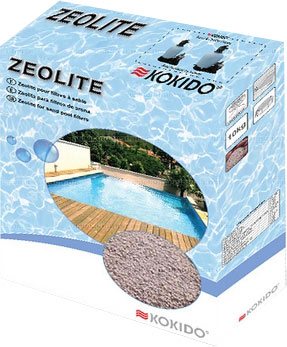 Zeolite recharge available on option for the KOKIDO ELBA