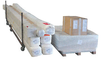 Packaging and transport Deepeo