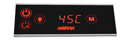 Control panel Harvia Helix HGX steam generator