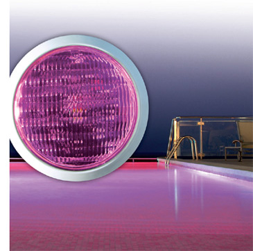 Eolia WEX30 bulb for pool purple