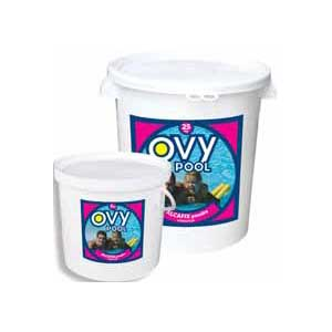 OVY ALCAFIX alkaline treatment