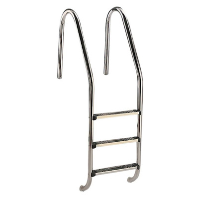 ASTRAL stainless steel pool ladder with hand rail