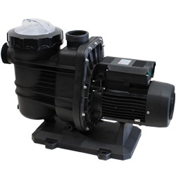 Filtration pumps for pools