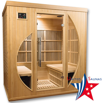COLORADO 4 place infrared sauna