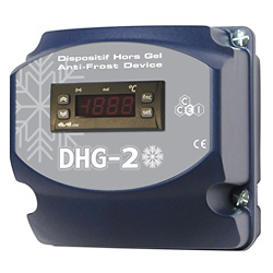 DHG-2 frost protection box