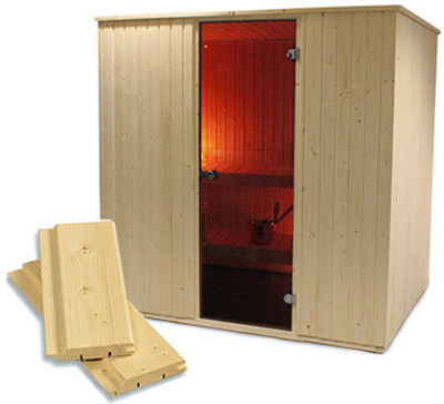 Harvia steam saunas