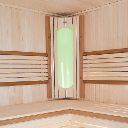 Harvia Colour Light therapy system for sauna