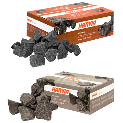 Harvia stones for sauna stove