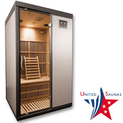 IDAHO 2 place infrared sauna