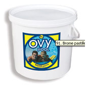 OVY bromine pool water treatment