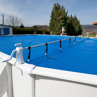 SOLARIS pool reel for above ground pools