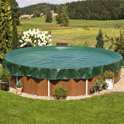 Standard winter covers for above ground pools