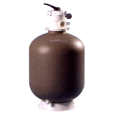 Aqualux XEO top valve sand filter