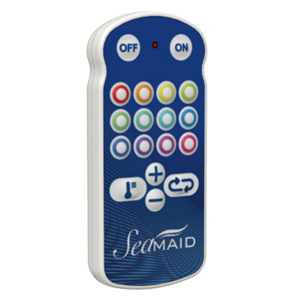 SeaMAID AIO LED multifunctional projector remote control