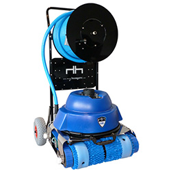 Hexagone Murena 51 M electric pool cleaner for public pools