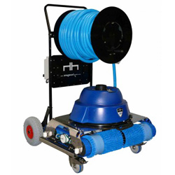 Hexagone Murena 73 M pool cleaner for public pools