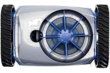 Hydraulic pool cleaner MX6 Zodiac