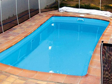 Samana 480 polyester shell pool