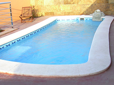 Samana 620 polyester shell pool