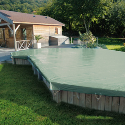 Winter covers for above ground pools
