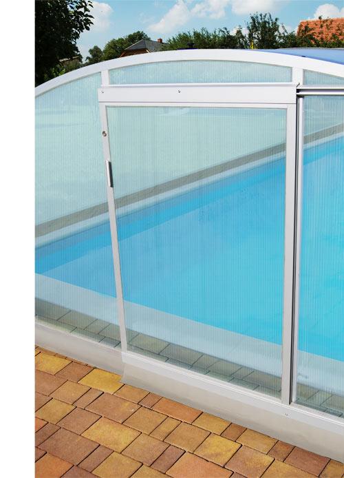 Signature Pool Enclosure