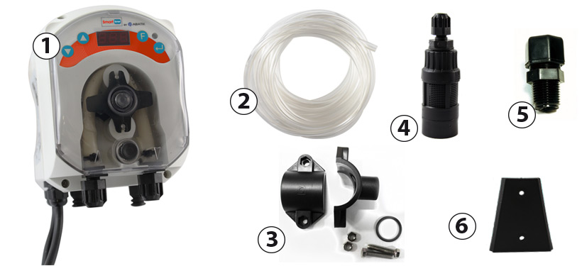 Smart Timer dosing pump kit
