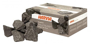 Sauna stones for HARVIA Topclass electric stove