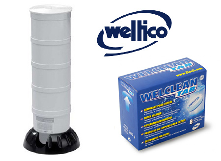 Weltico cleaning tank