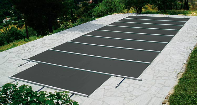 Walu Pool Evolution grey anthracite