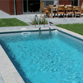 Tradipool Plus galvanised steel pool kit