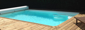 CANEA polyester shell mini pool