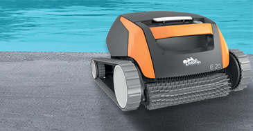 Dolphin E20 electric pool cleaner