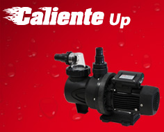 Caliente Up pool filtration pump 0.25 hp single-phase